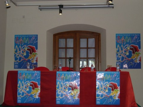 Presentación Carnaval 2011 en Cortijo Miraflores Foto 02