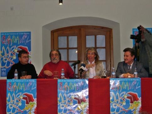 Presentación Carnaval 2011 en Cortijo Miraflores Foto 10